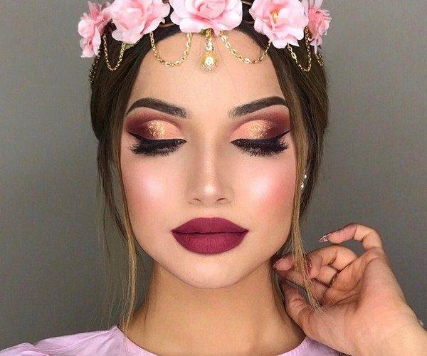 Как правильно сделать красивый макияж лица?